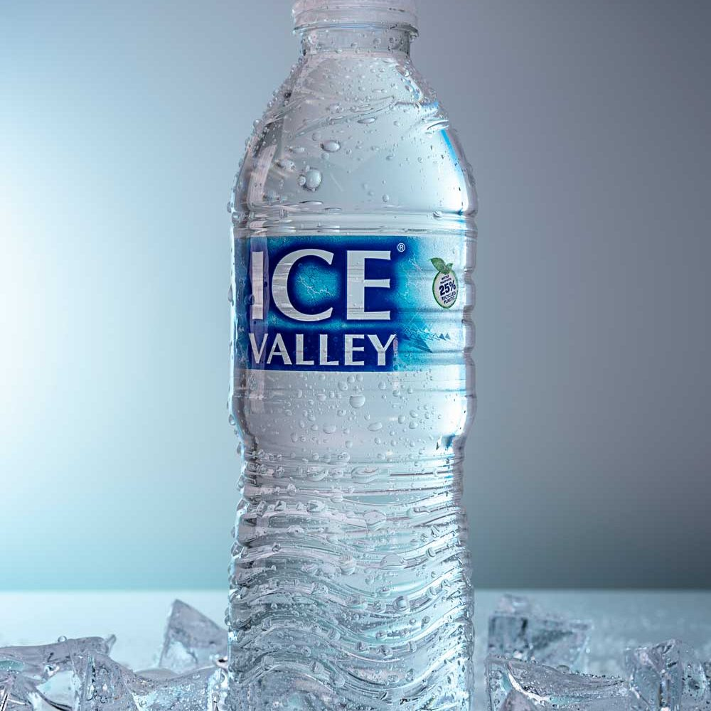 Ice Valley low weight water bottle