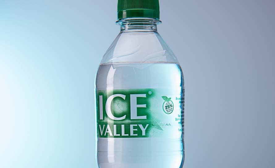 Ice Valley 500ml Sparkling 25% rPET