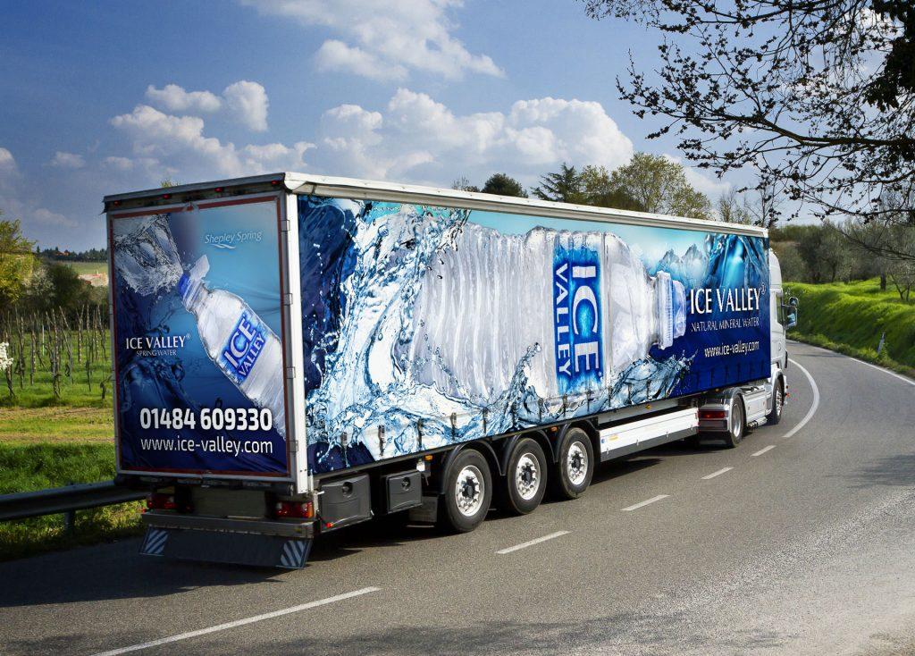 Ice Valley Vehicle Graphics Huddersfield