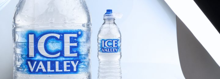 In-house Digital Photography for Ice Valley Water