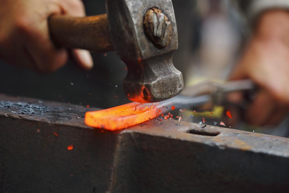 Hot Shots Join Blacksmith