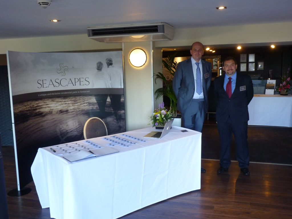 Seascapes Launch