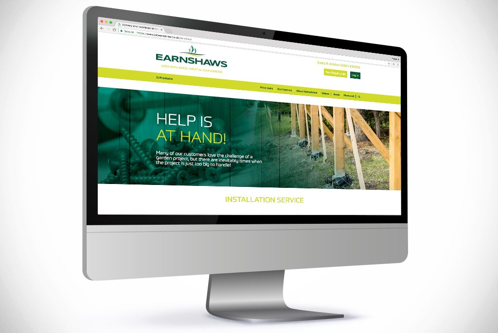 Help is at hand on the new Earnshaws website