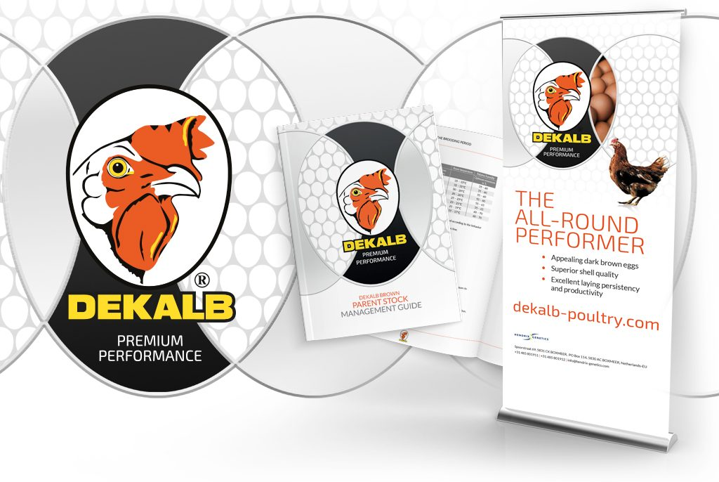 Hendrix Genetics DEKALB Brand rollout