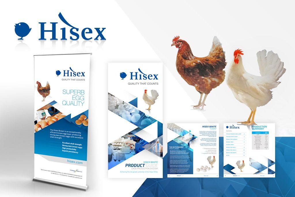 Hendrix Genetics HISEX Brand rollout