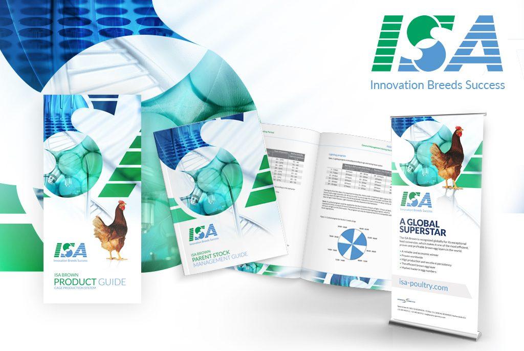 Hendrix Genetics ISA Brand rollout