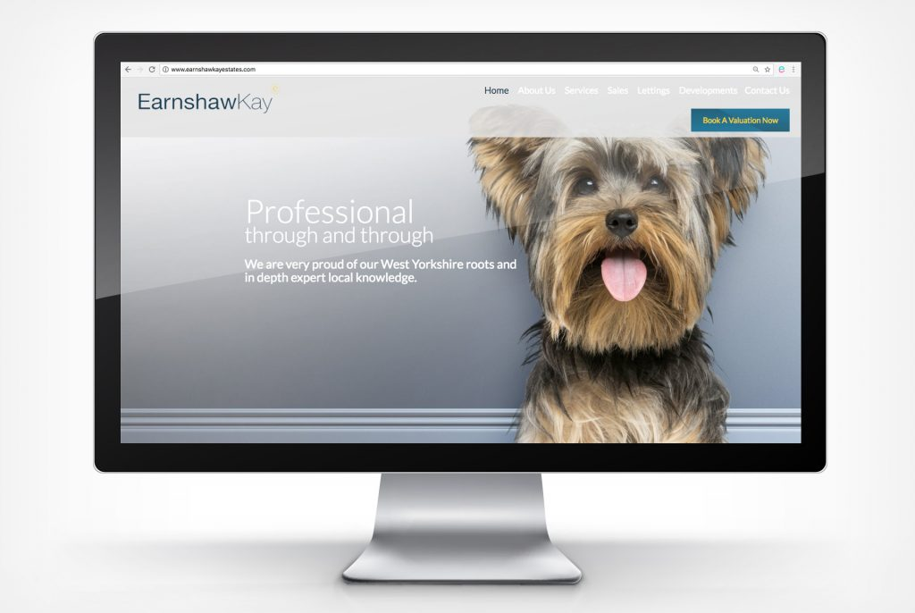 Earnshaw Kay Website