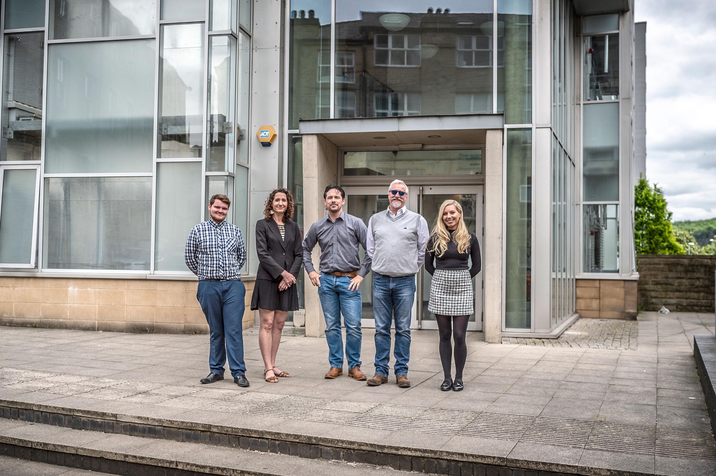 A Growing Team at Blacksmith
