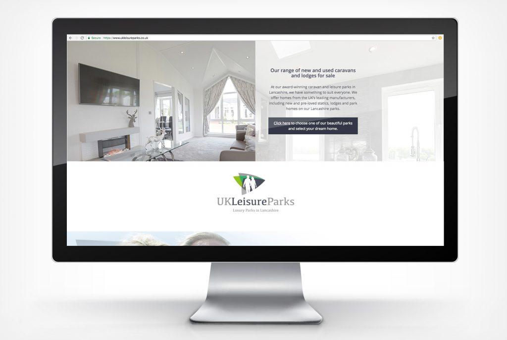 UK Leisure Rebrand Portfolio Blacksmith Display