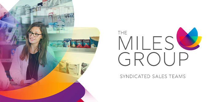 New Identity and Website for The Miles Group