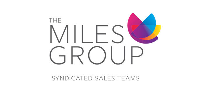 New Identity and Website for The Miles Group.