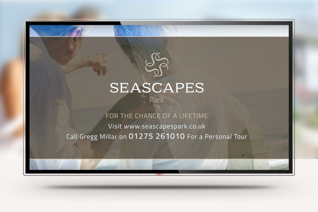 Seascapes Launch TV