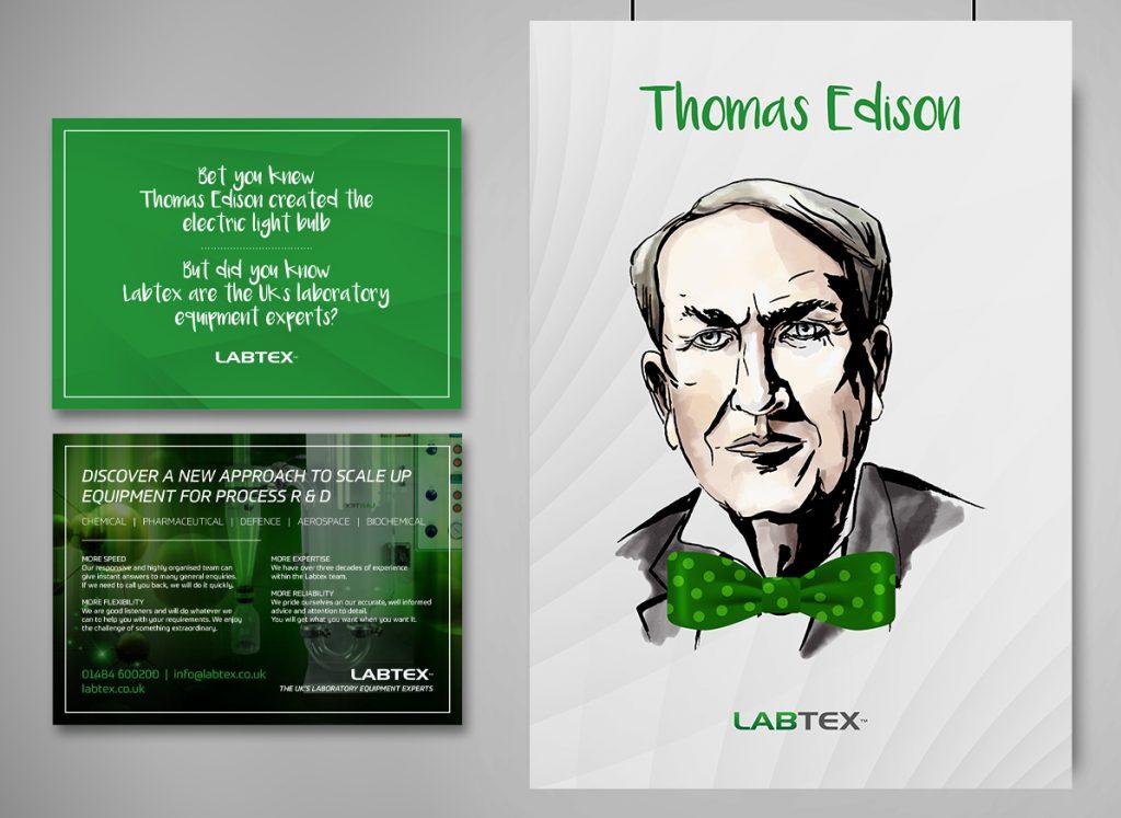 Labtex Thomas Edison