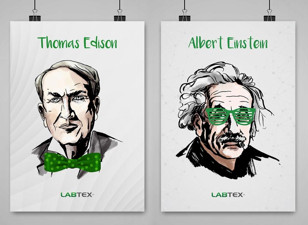 Labtex Einstein Edison
