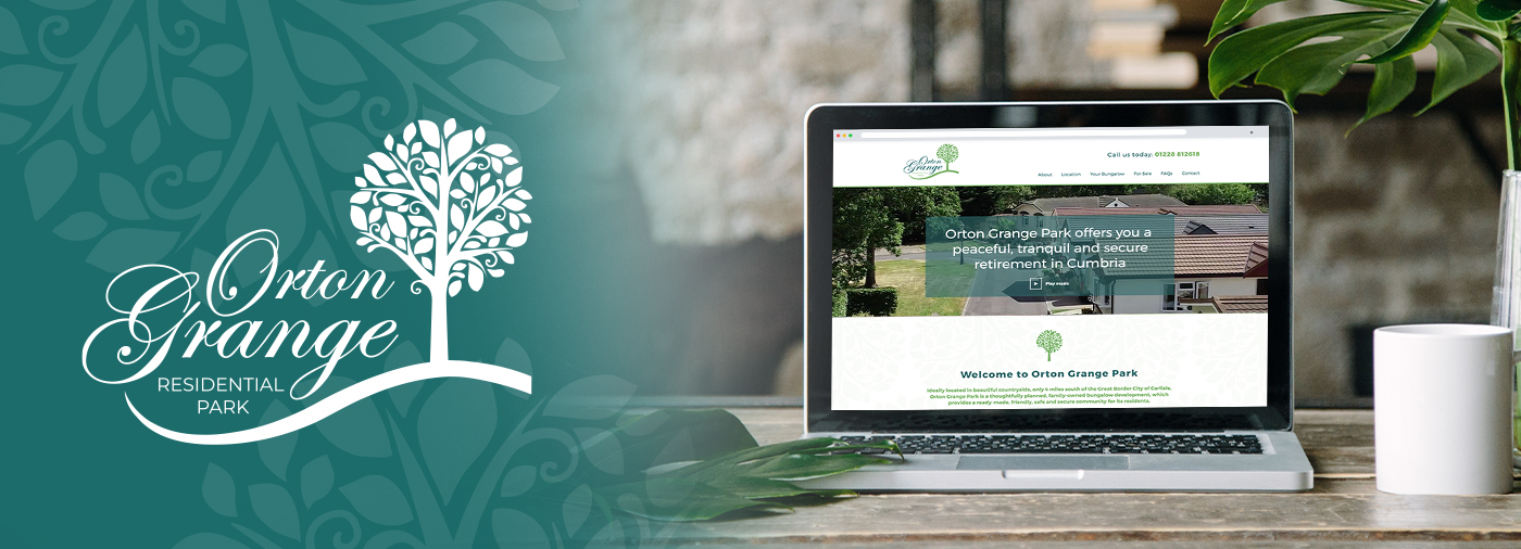 Orton Grange Park – New Identity and Website