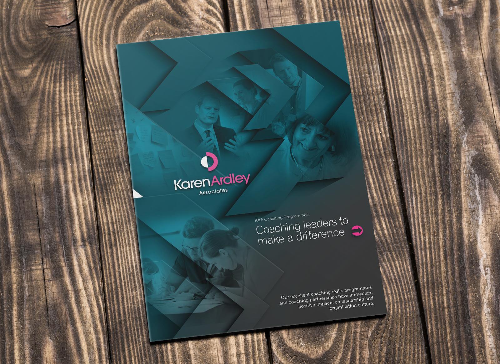 KAA Brochure Design and Print