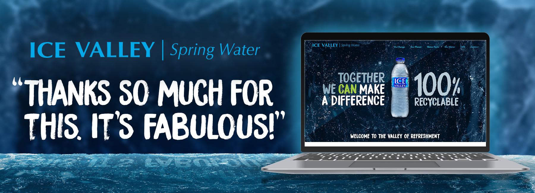 New ICE VALLEY Website
