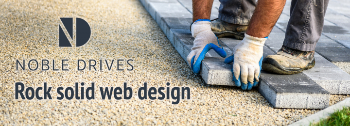 Affordable and Bespoke Website Design for Noble Drives